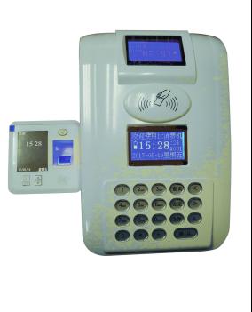 JW-F500指纹花费机